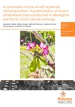 A Systematic Review of Self-Reported Ethical Practices in Publications of Cluster Randomised Trials Conducted in Aboriginal and Torres Strait Islander Settings